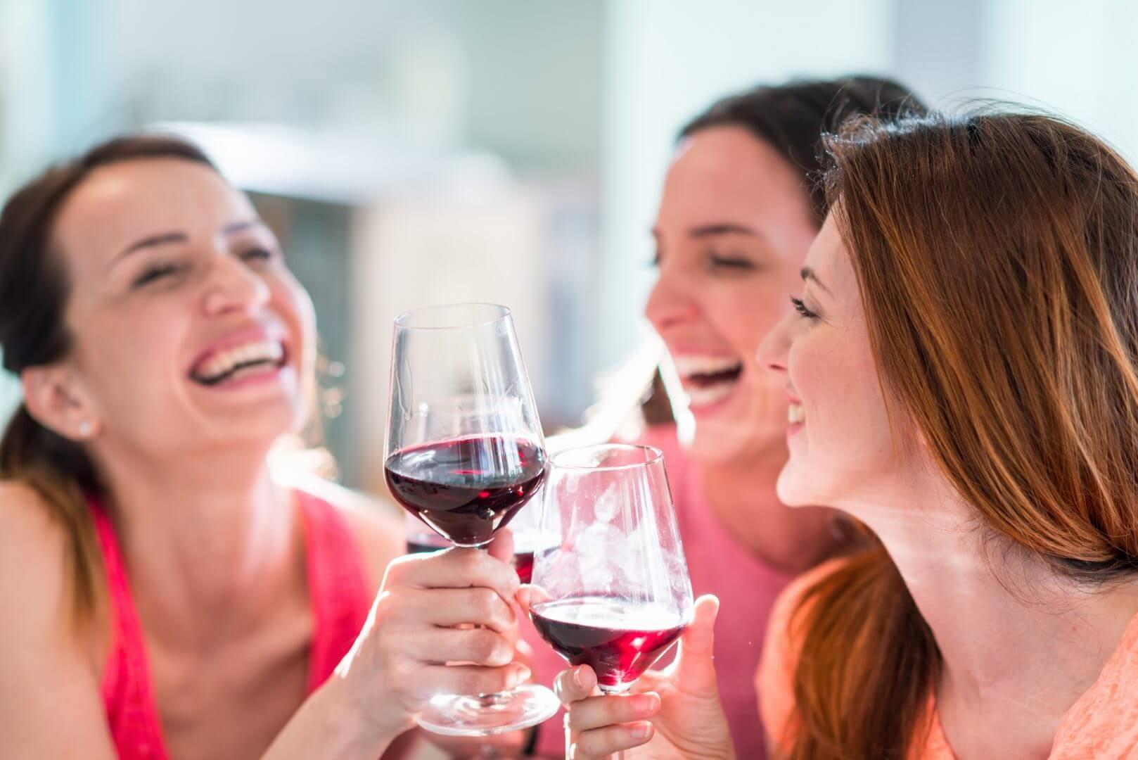 alkohol og akne