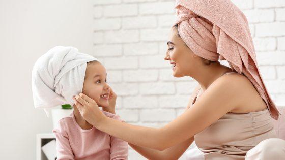 Sådan får du en frisk smuk hud