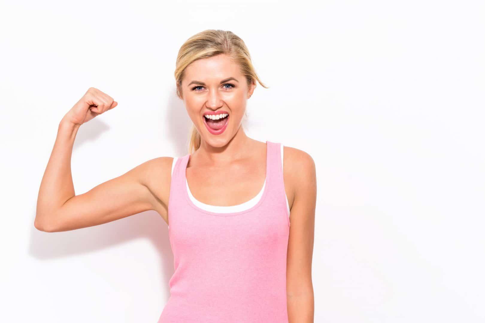 Kan styrketræning og motion give mig akne?