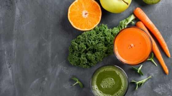 grøntsagssmoothie mod inflammation