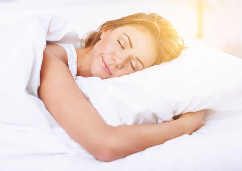Derfor er din søvn vigtig når du har bumser!