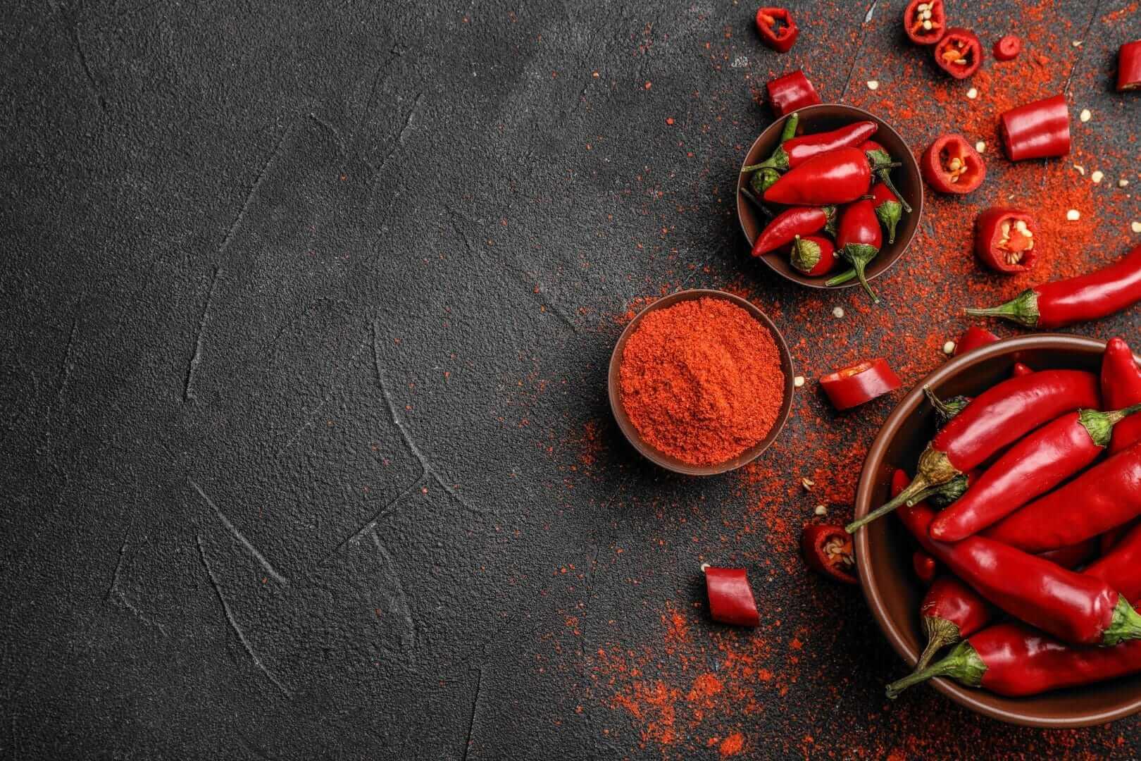 Er chili godt for huden og bumser? Få svaret her!