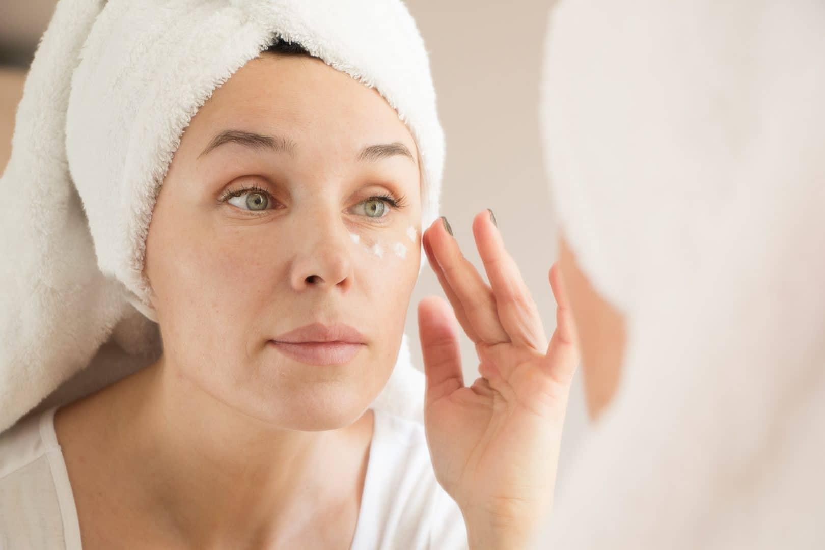 hudpleje til ældre hud