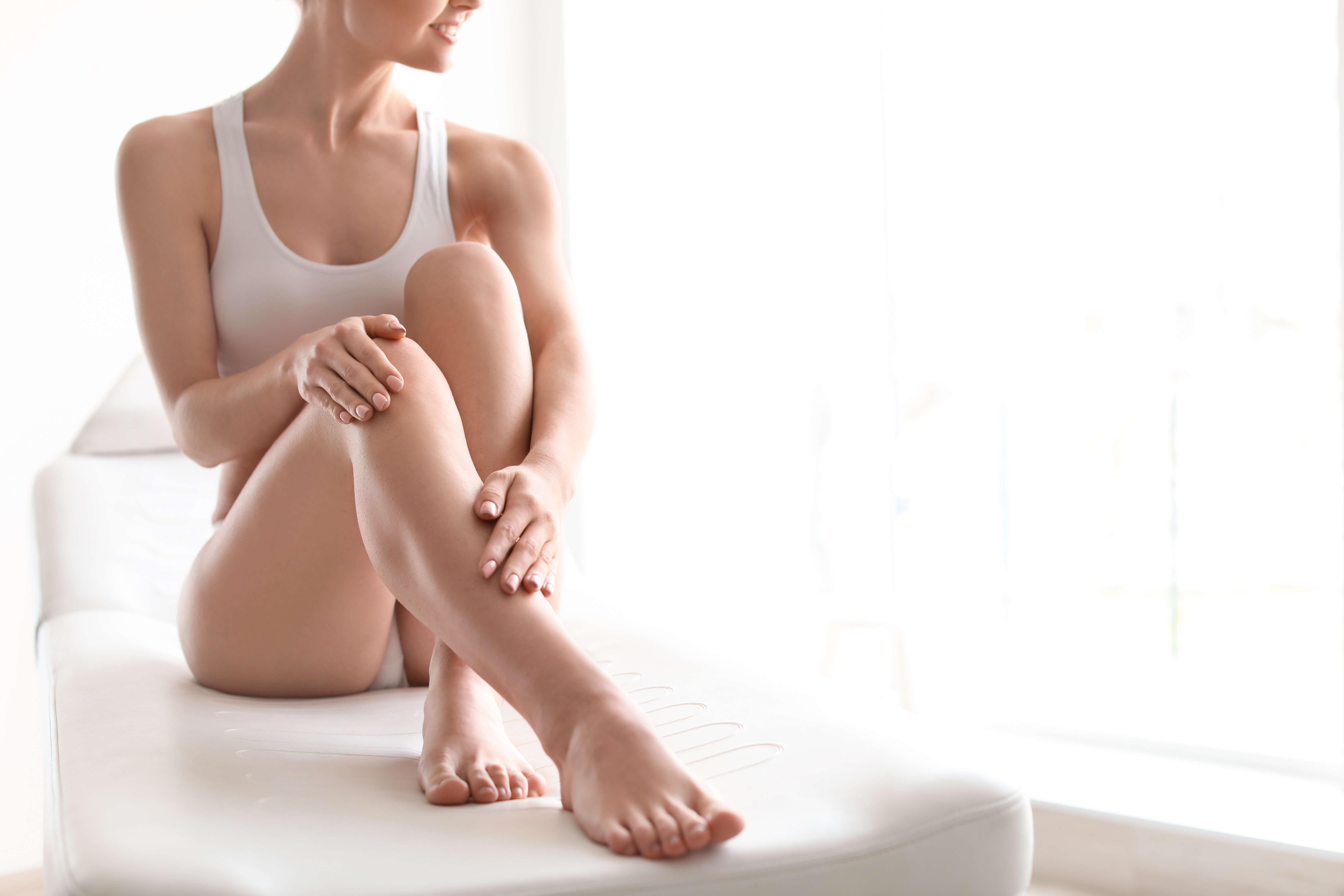 Knopper på benene røde 17 almindelige