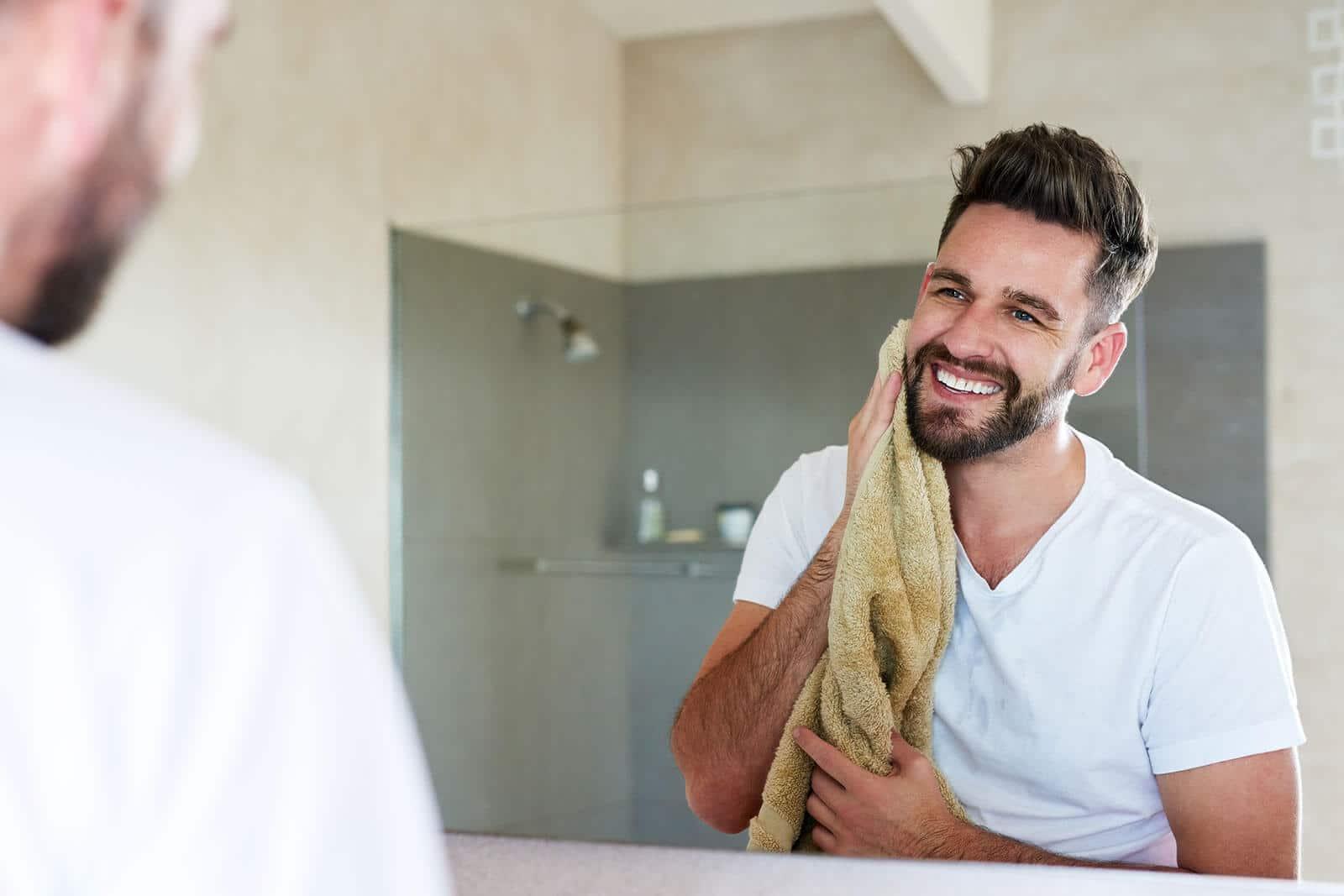 hudpleje til mænd