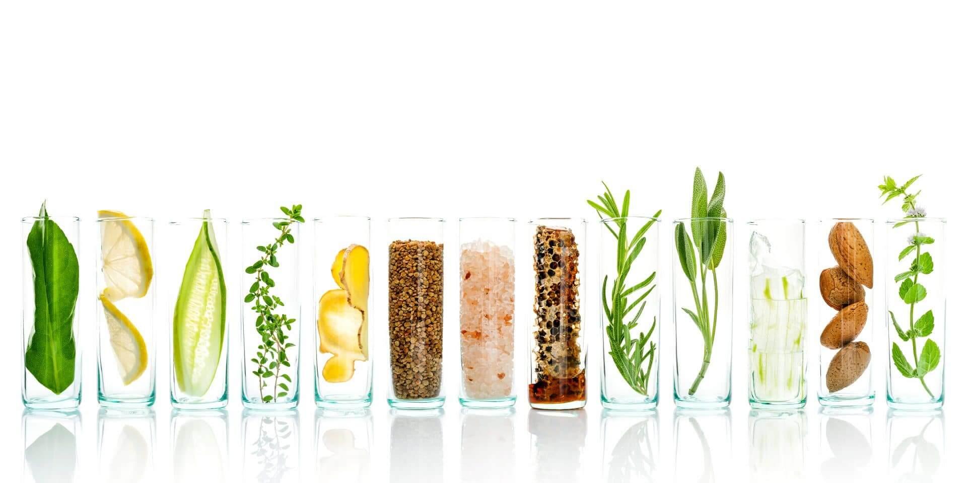 Bedste ingredienser til behandling af bumser