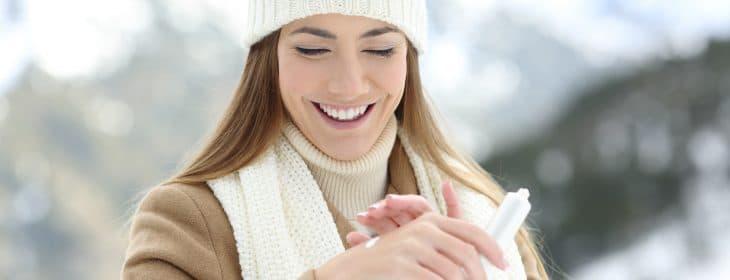 Hjælp til ekstremt tør hud
