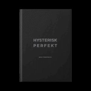 Mads Timmermann bog HYSTERISK PERFEKT