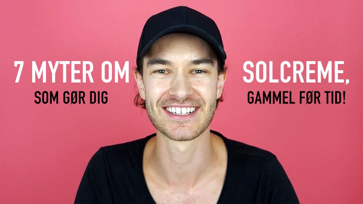 Guide: 7 myter om solcreme