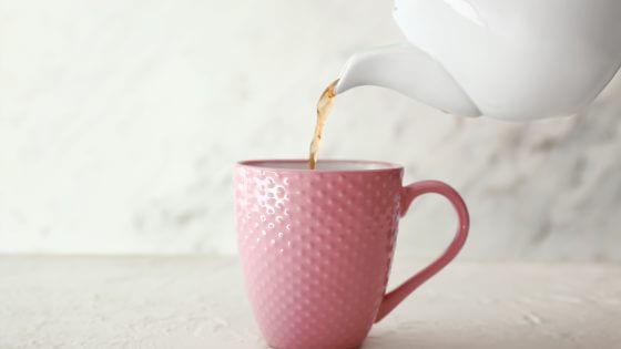 Creme med grøn te