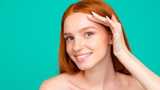 Bedste produkter mod uren hud
