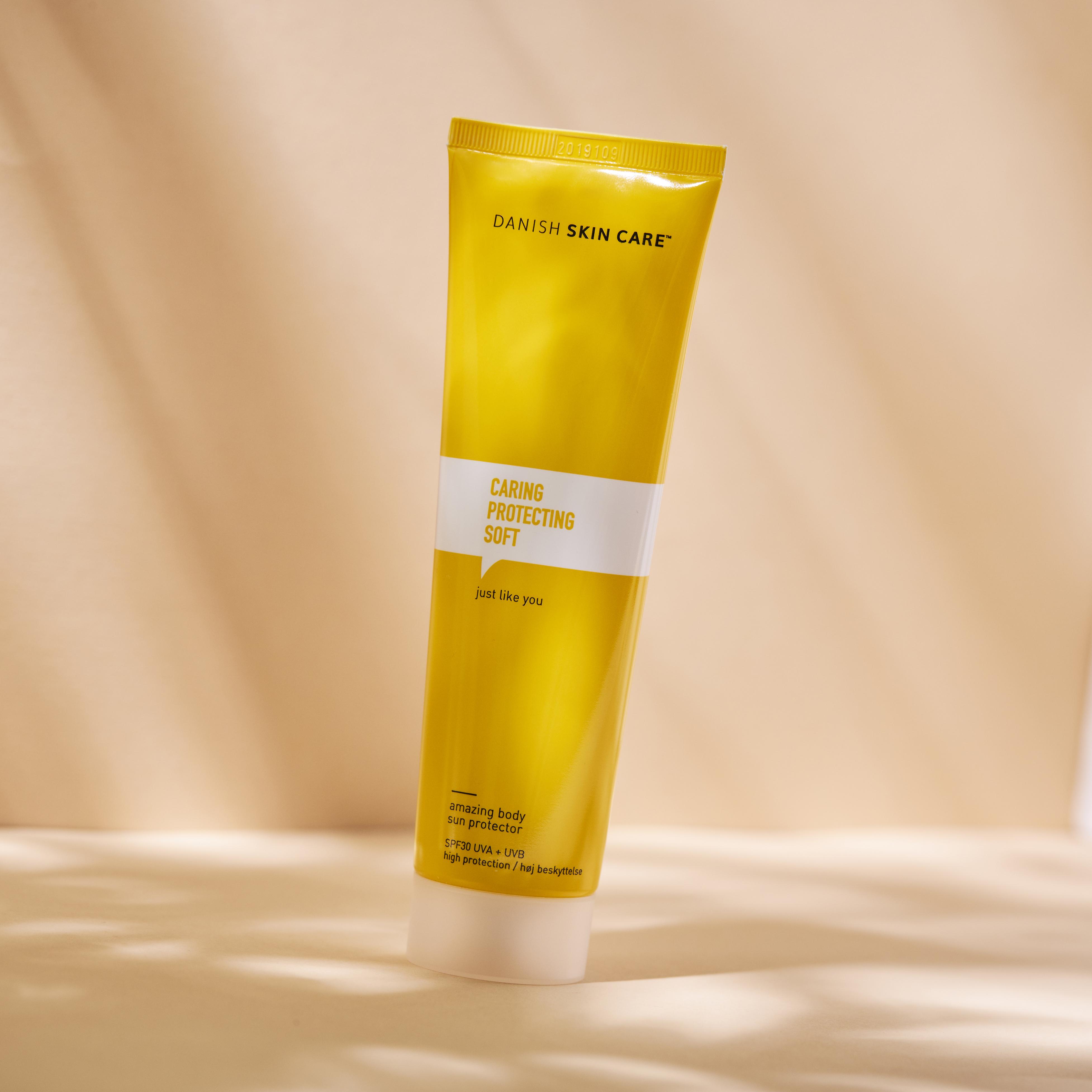 Danish Skin Care solcreme til kroppen